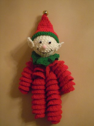 Elf Pattern How To Make A Christmas Elf