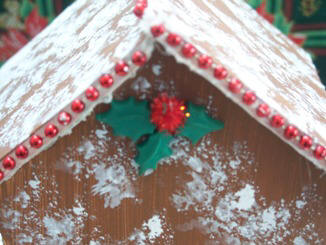 learn to make gingerbread house