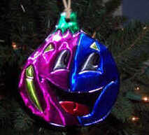 Made from Craft Foil this Christmas Ornament will bring charm to any Christmas tree!