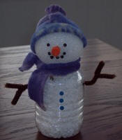 snowman craft ideas