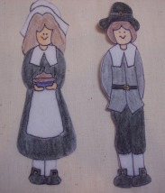 How to make pilgrim bookmarks