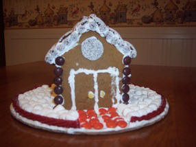Gingerbread House photo by Mike, Methuen, MA