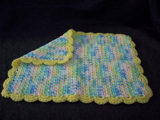 Free crochet patterns free baby blanket crochet pattern doll blanket dt1010fo