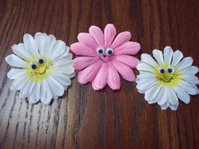 Craft Ideas Daisy Pin Easy Mother S Day Craft Project