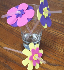 Craft Ideas  Adults on Flower Craft Ideas   Artificial Flower Crafts