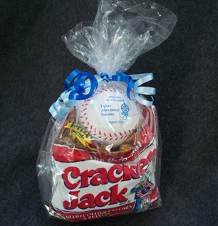 Baseball Party Favor For Birthday Baby Showers And Parties