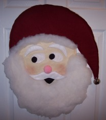 santa sewing pattern