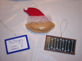 football sewing pattern