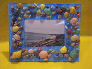 General crafts for kids and adults for Picture frame crafts for adults