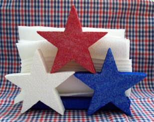free 4th of July craft project instructions - easy kids craft