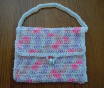Crochet Pattern for Purse