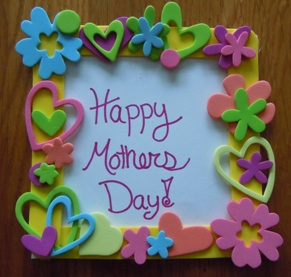 how to make a mothers day card