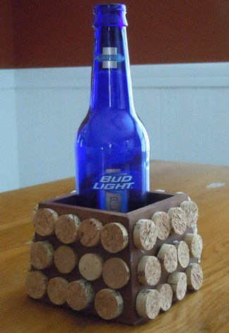beer bottle drink holder