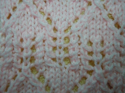 Lace And Eyelet Knitting Patterns