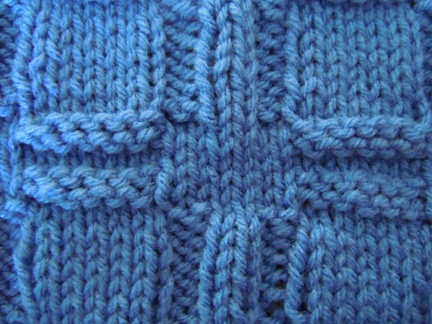 crossroads knitting pattern