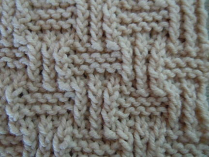 Shingle Knitting Stitch How To Knit