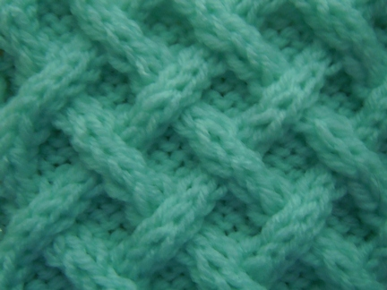 Cable Stitch Patterns | Impeccable Knits: Shifting Stitches