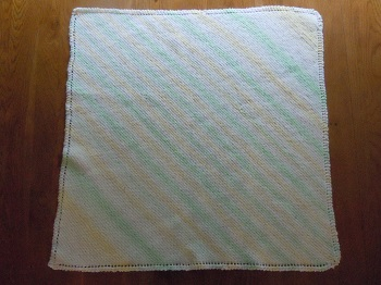 How To Knit Grandma S Favorite Baby Blanket Knitting Pattern