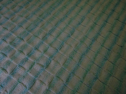 Checkerboard Knitting Pattern Blanket : KNIT CHECKERBOARD PATTERN BLANKET Free Knitting and ...