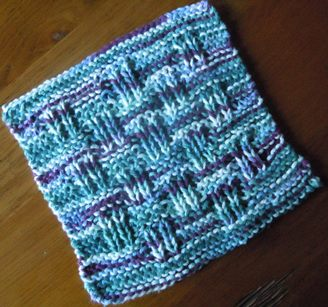 Knitting Dishcloth Patterns