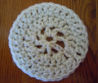 Catherine medallion crochet stitch; crochet pattern