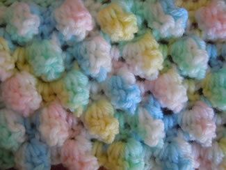 Crochet Stitches Popcorn : Popcorn stitch crochet pattern