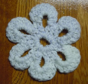 daisy bloom crochet pattern