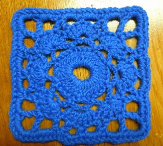 floral lace crochet stitch