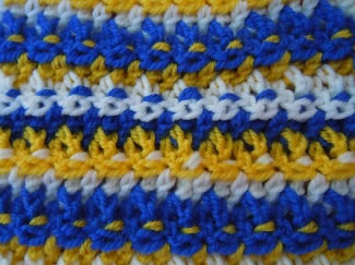 interweave crochet pattern