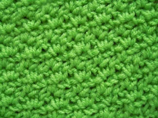 wattle crochet stitch pattern